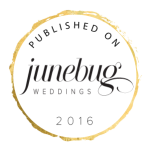 Olive in Love featured in junebug weddings