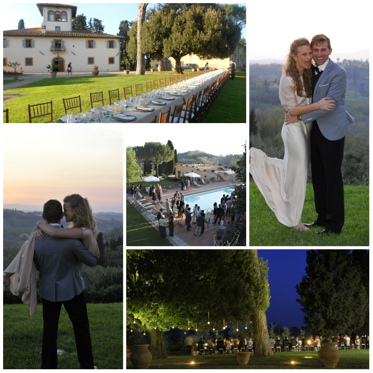 Wedding in Certaldo Tuscany