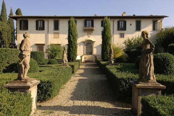Renaissance Villa Florence