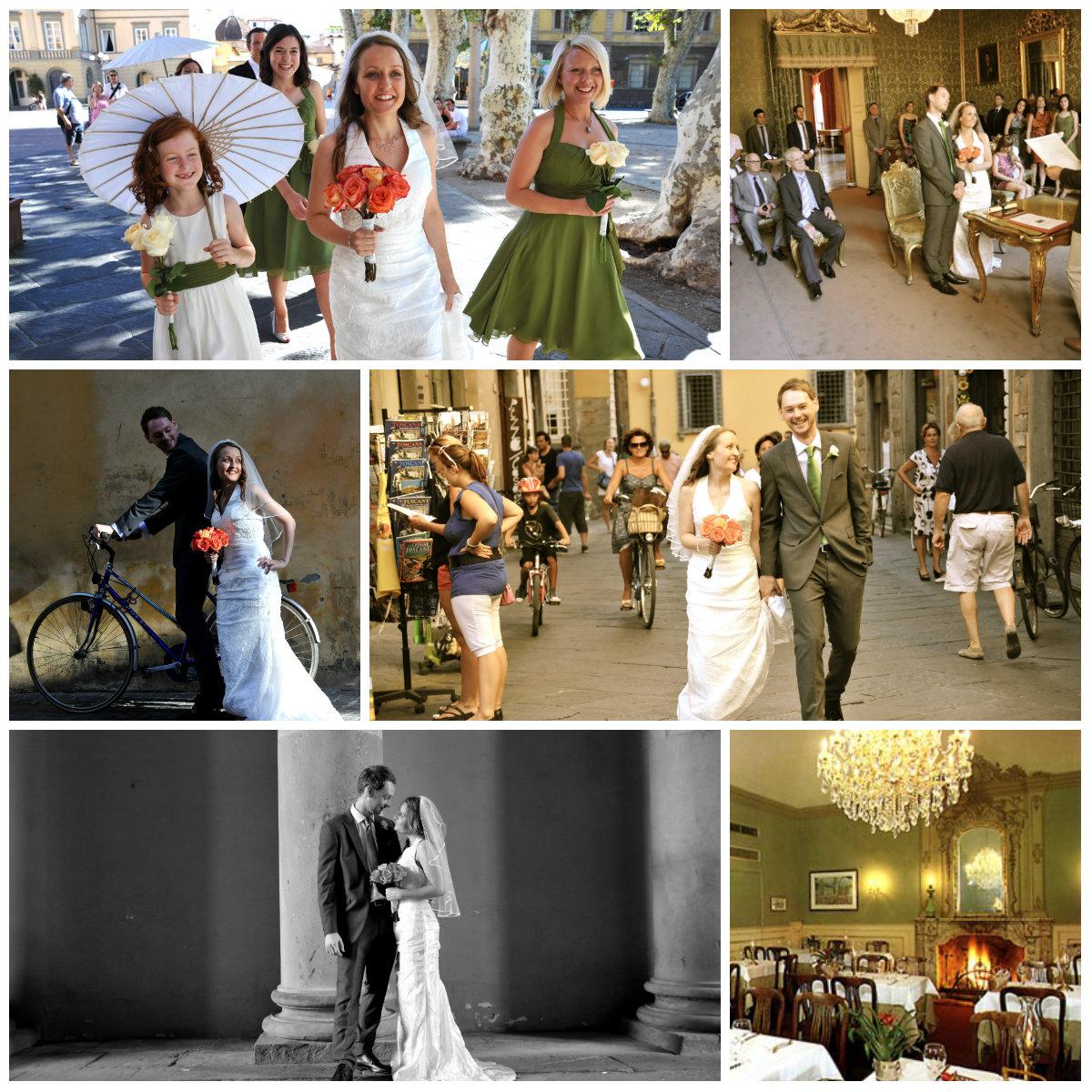 Lucca wedding