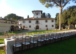 Country retreat in Certaldo Tuscany
