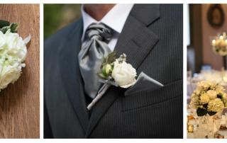 Coordinate your wedding theme