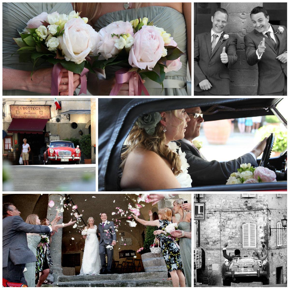 Radda in Chianti wedding
