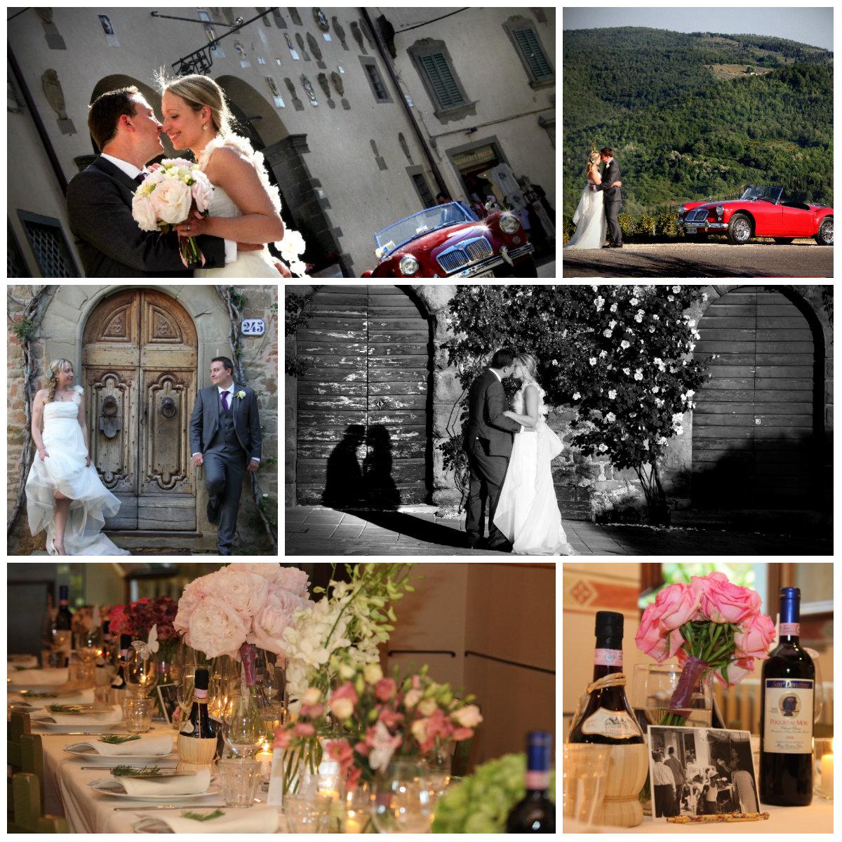 Wedding in Volpaia