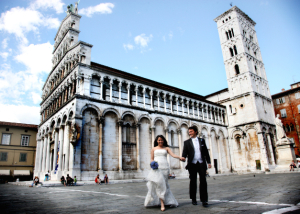 A Lovely Day in Lucca