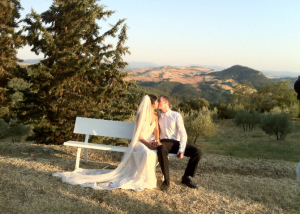 La Dolce Vita Wedding in Tuscany