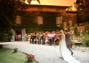 Wedding venue in Lucca