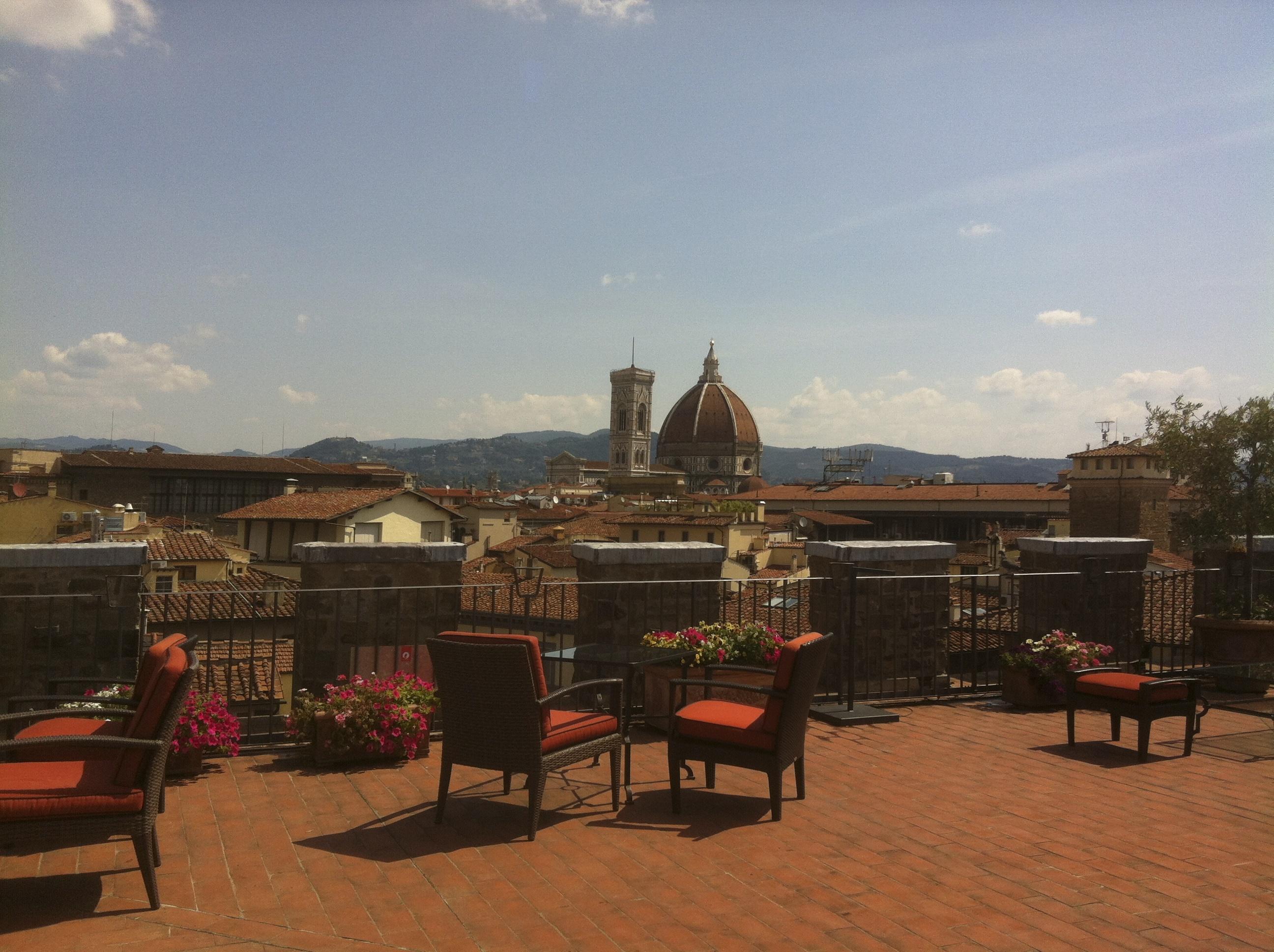 Tornabuoni Roof Terrace