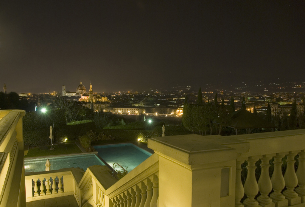 Florence Hotel with great view