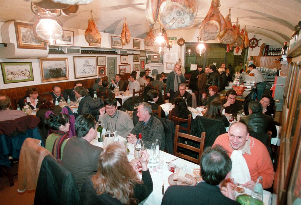 I Latini Restaurant in Florence