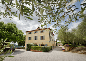 Lovely wedding venue in Montepulciano