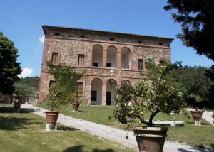 Beautful Tuscan villa Siena country estate