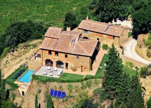 Luxury villa Tuscan Hills