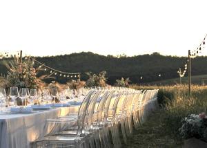 Wedding in Tuscan farm in Siena