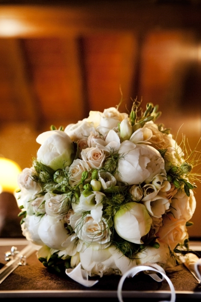 Bridal bouquets | Wedding in Tuscany