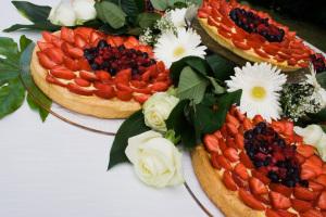 Crostata di frutta-fiore copia