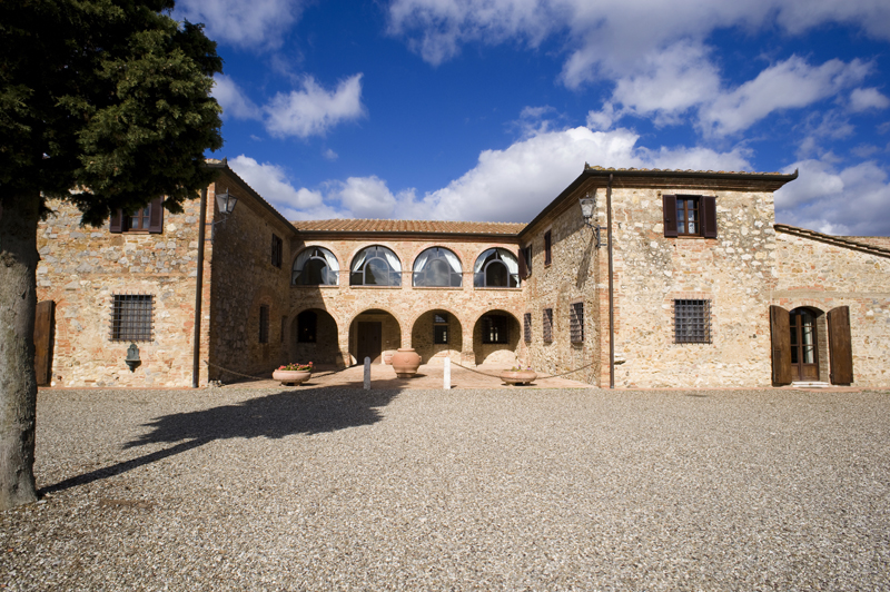 Luxury villa in Siena