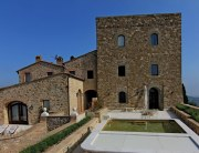 Luxury Spa Hotel Montalcino Tuscany