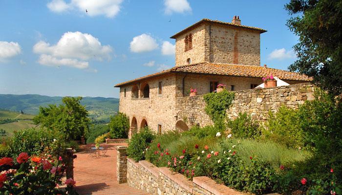 Villa in Panzano in Chianti