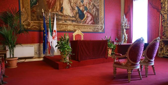 Florence wedding hall
