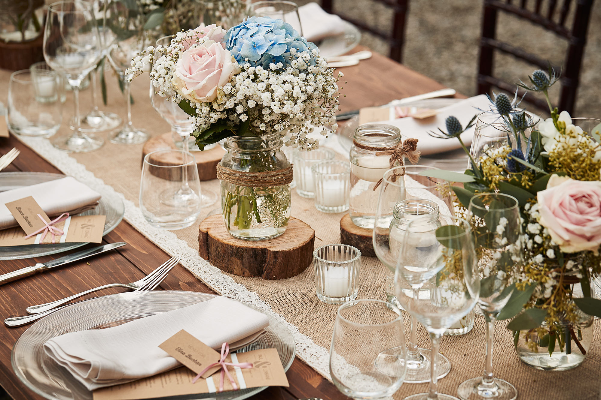 Add A Small Bottle Of Limoncello Or Some Local Olive Oil As Wedding Favour And Your Table Is Treat For The Eyes Too
