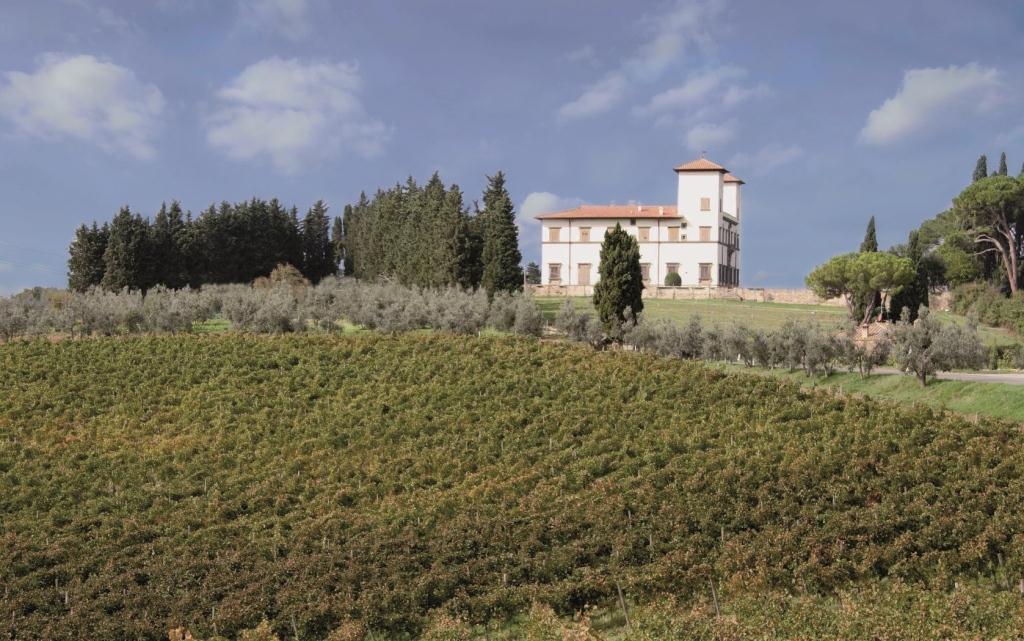 Historical Chianti villa