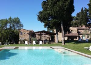 Fattoria in san casciano Tuscany with pool