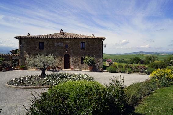 Pienza country house