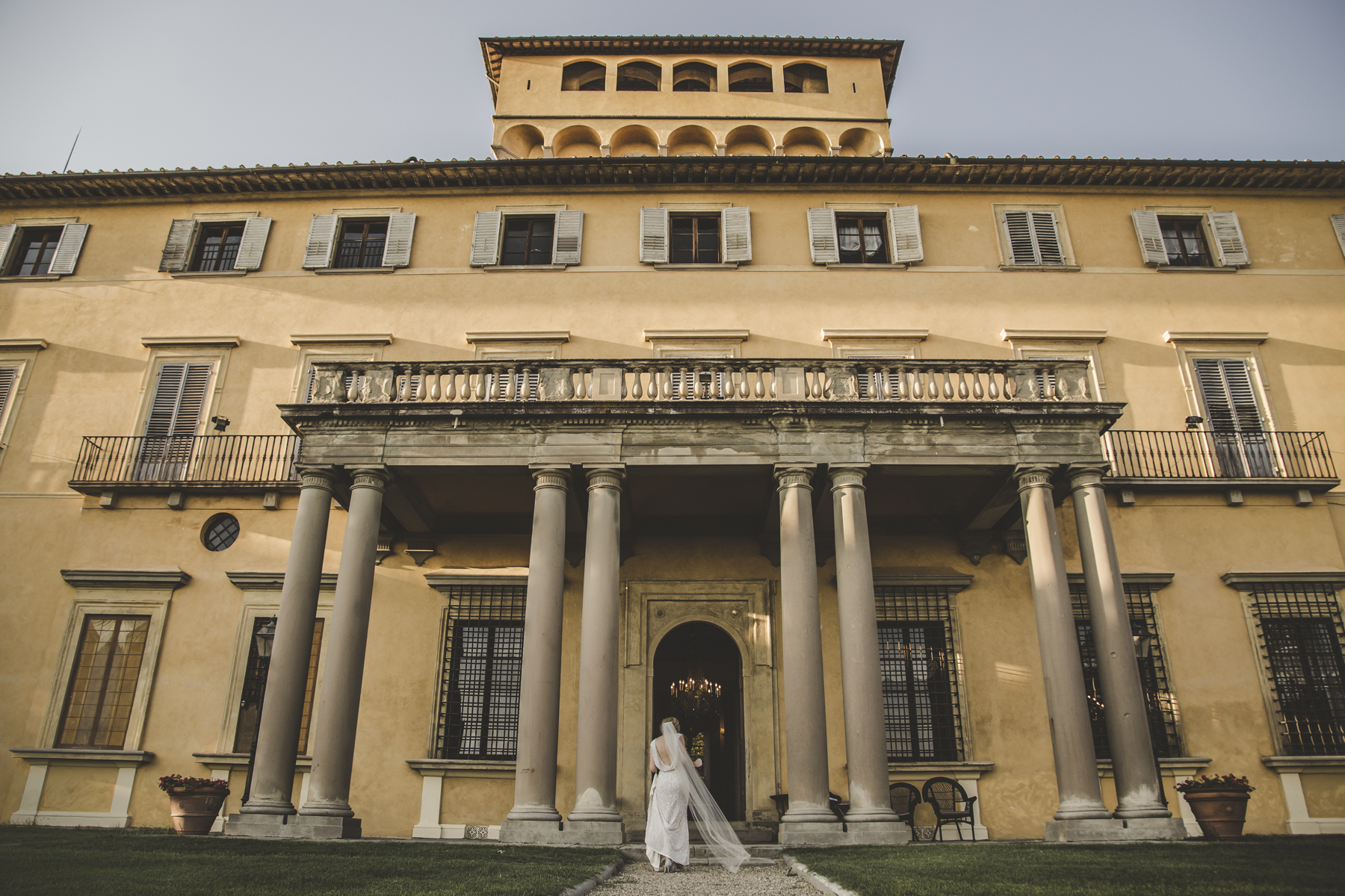 Renaissance villa in Florence with loads of atmosphere