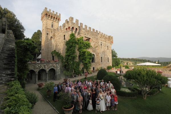 Flonece wedding venue