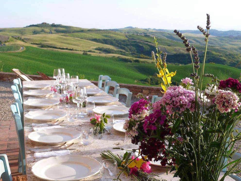 Farm estate in Siena