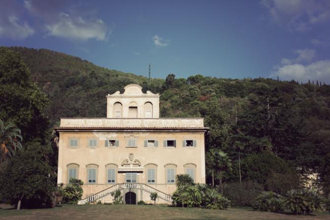 renaissance villa in pisa countryside