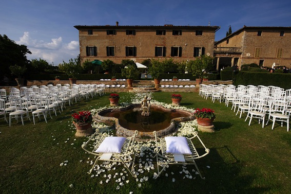 Historical villa in Siena