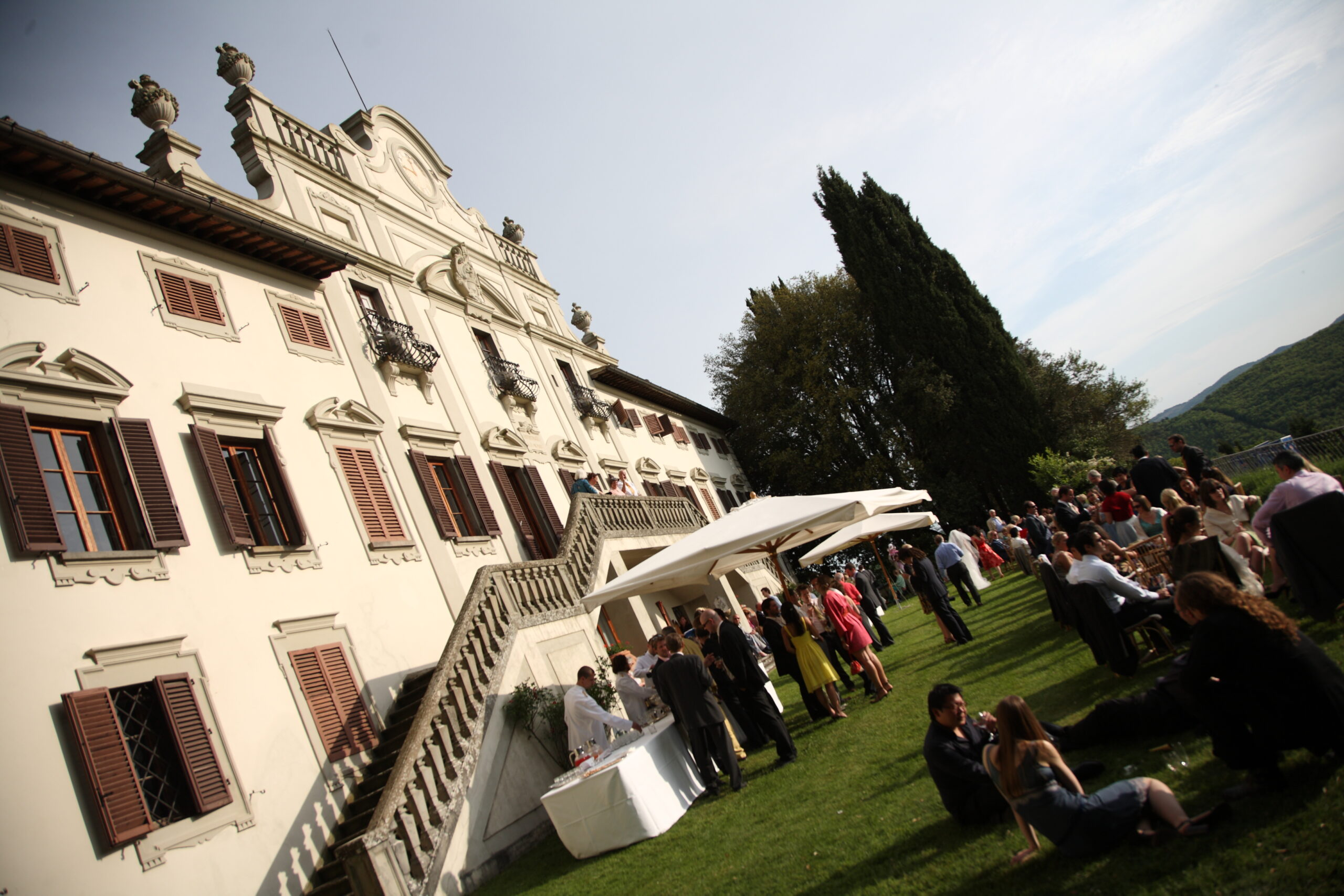 Historical Wedding Villa in Chianti Tuscany