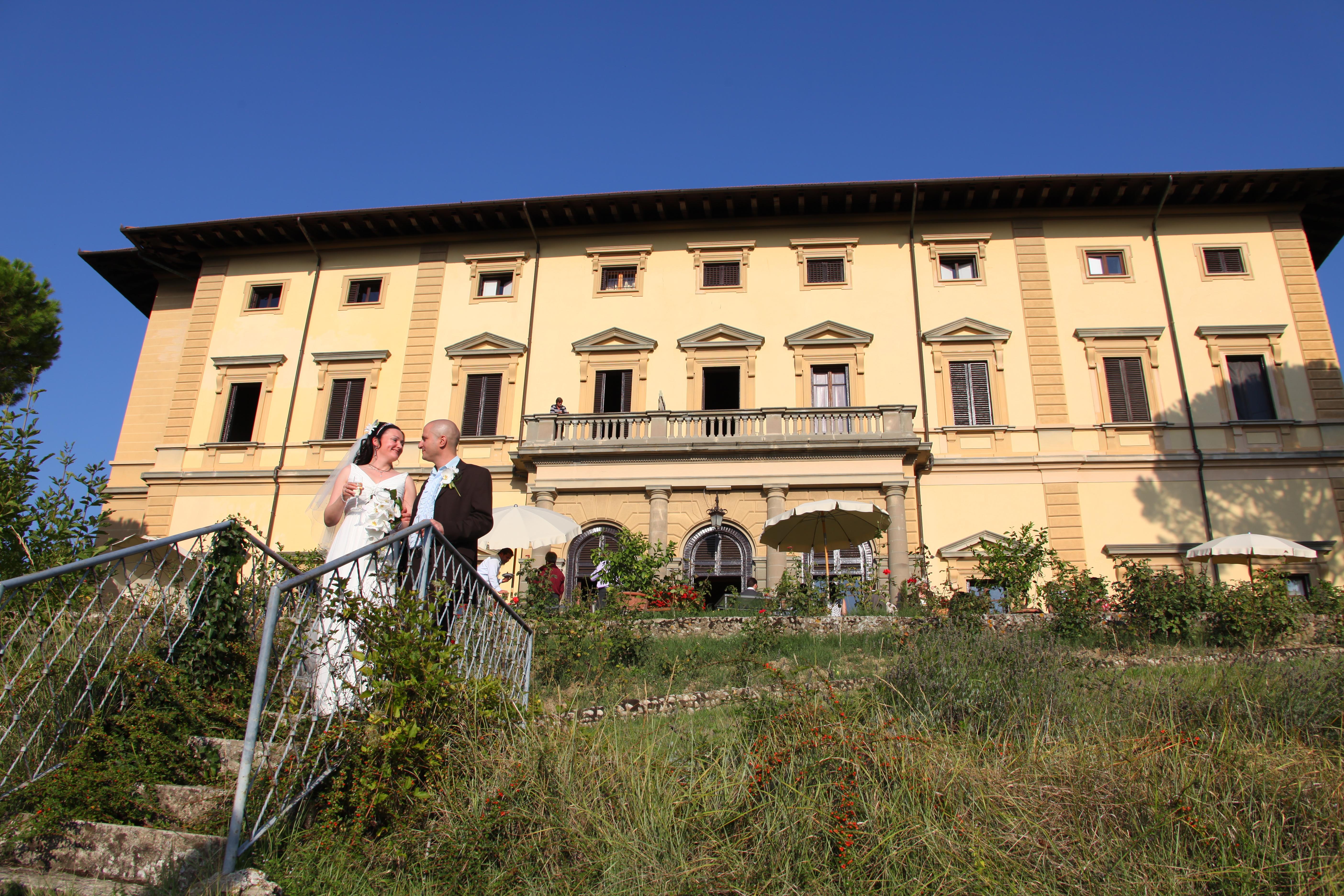 Grand Florence countryside villa