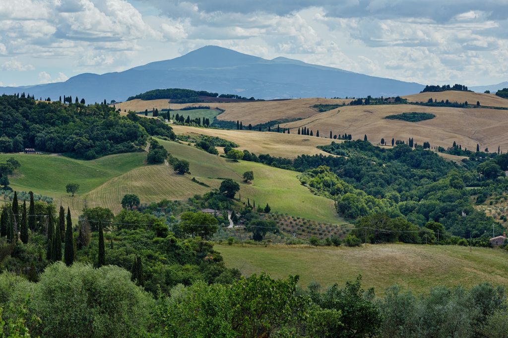 Rustic charm in Montepulciano