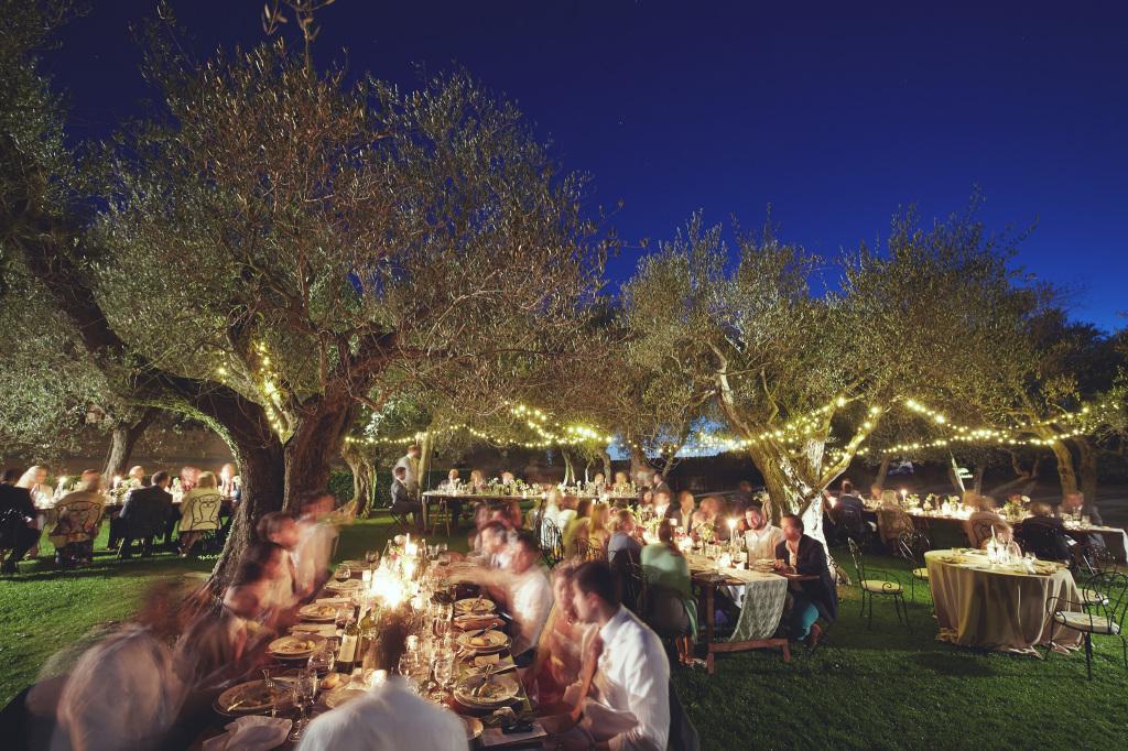 Amazing night under the Tuscan stars
