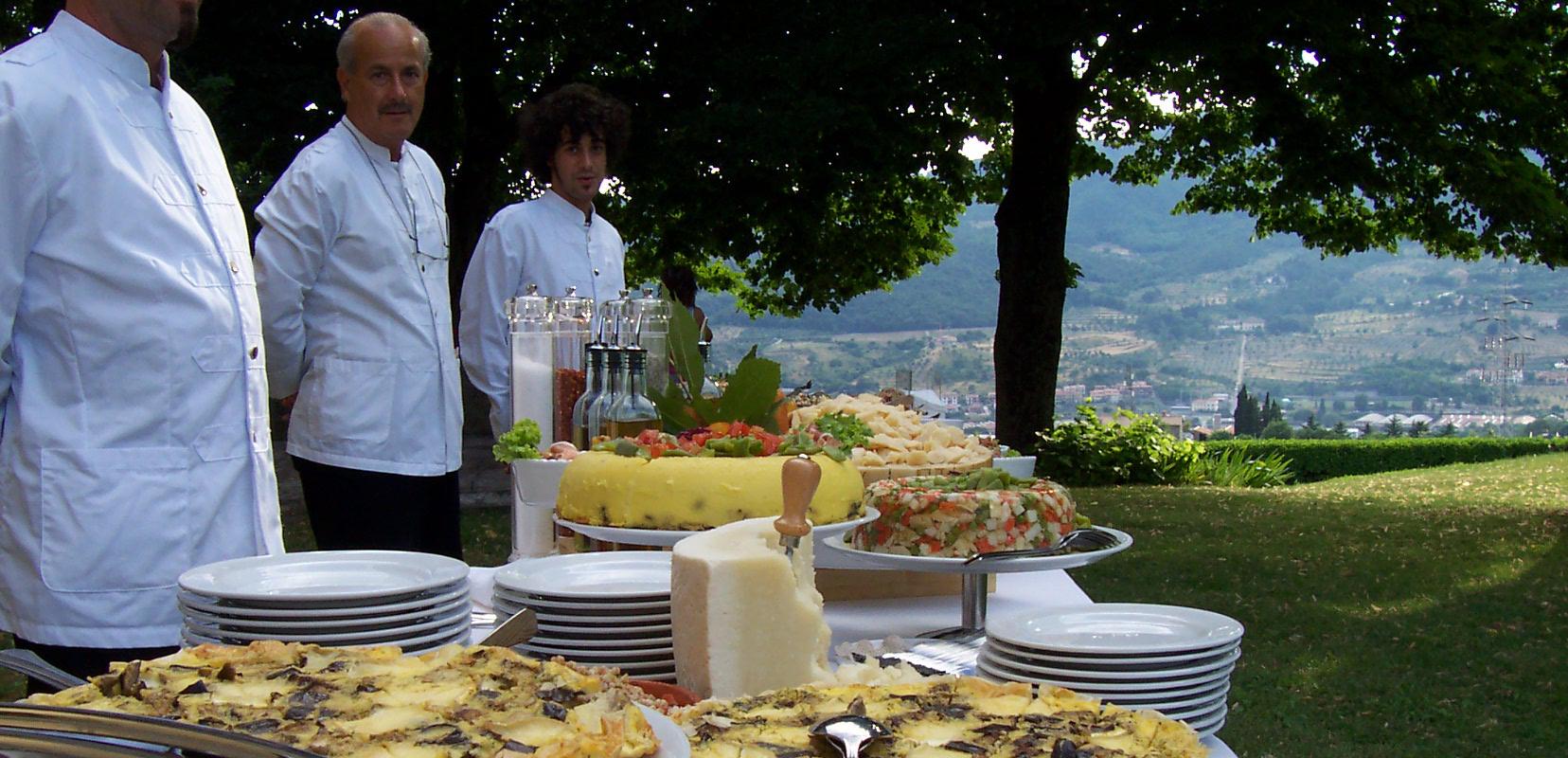 Wedding Aperitivo Buffet