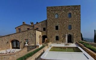 Luxury Spa Hotel Montalcino Tuscany