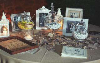 confetti Bomboniere Italian wedding tradition
