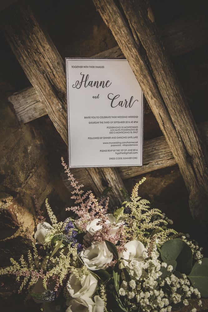 Wedding stationary prints