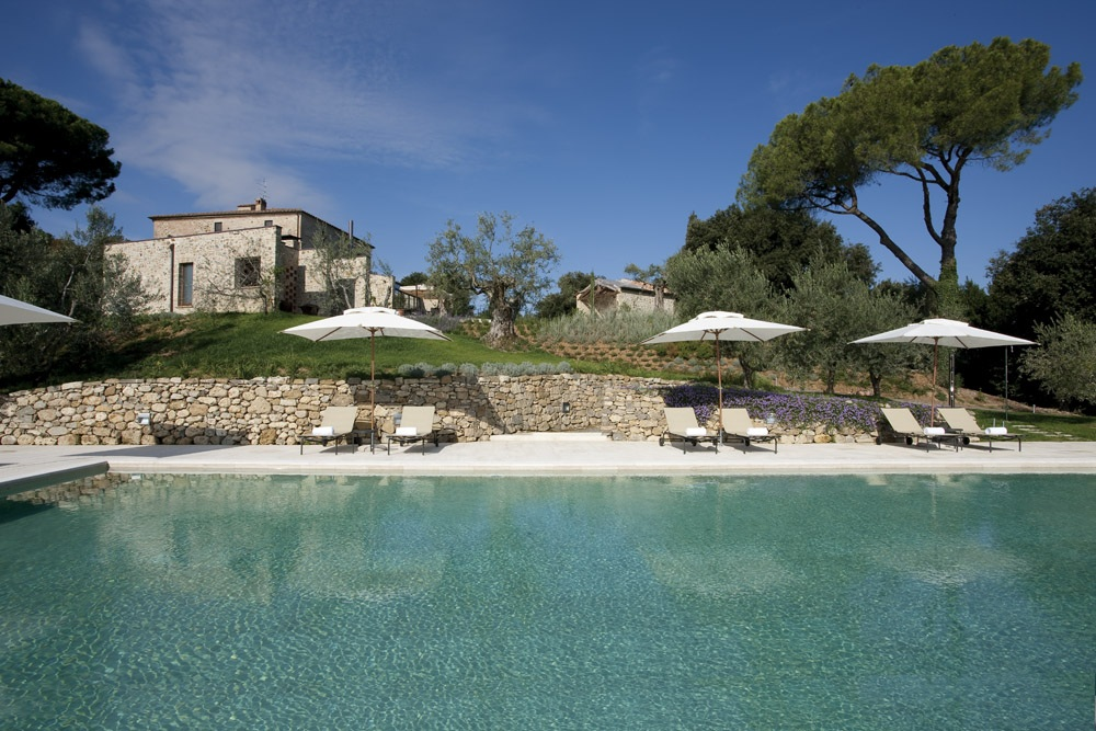 Small Boutique hotel tuscany